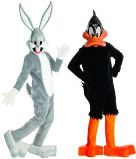 Looney Tunes  Supreme Ed. Bugs Bunny & Daffy Duck Costume
