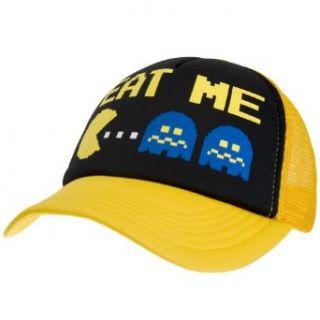 Pac Man   Eat Me Trucker Cap Clothing
