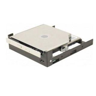 BAIE 5,25 MIXTE  1 disque dur 3,5 ou 2x 2,5 +   Achat / Vente RACK