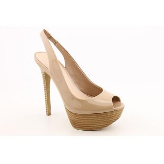 Jessica Simpson Womens Halie Nude Dress Shoes