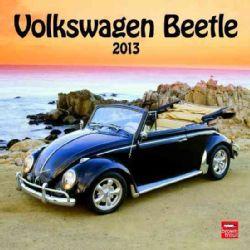 Volkswagen Beetle 2013 Calendar