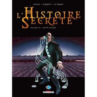 HISTOIRE SECRETE ; COFFRET T.27   Achat / Vente BD pas cher