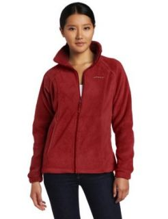 Columbia Womens Benton Springs Full Zip Jacket Clothing