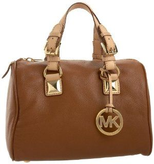 MICHAEL Michael Kors Grayson Small Satchel,Luggage,one size Shoes