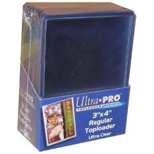 Special COMBO Deal! 4 Packs of Ultra Pro 3 x 4 Top Loads
