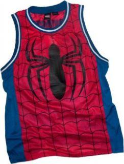 Spidey    Spider Man    Marvel Comics Basketball Jersey, X