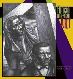 African American Art 2013 Calendar (Calendar)