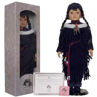 Traditions 18 inch Wise Owl Collectible Doll