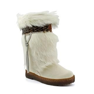 Bearpaw Womens Kola Hair Calf Boots