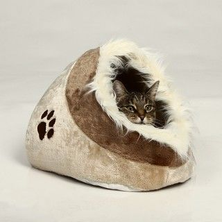 Trixie Pet Products Large Minou Cushy Cave Bed