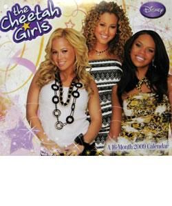 The Cheetah Girls 2009 Wall Calendar