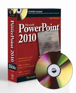 Powerpoint 2010 Bible (Paperback)