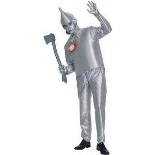 R15477 (Med 42) Tin Man Adult Costume Clothing