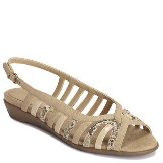 A2 by Aerosoles by Aerosoles Womens Charismatic Tan Sandals
