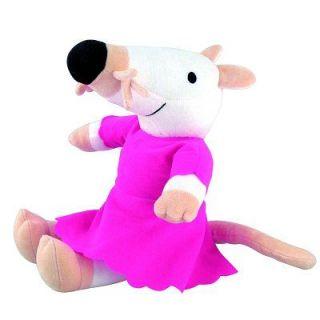 Peluche   Mimi la souris en robe rose  40 cm   Achat / Vente PELUCHE