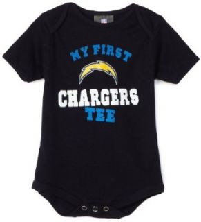 NFL San Diego Chargers My First Tee Onesie Infant/Toddler