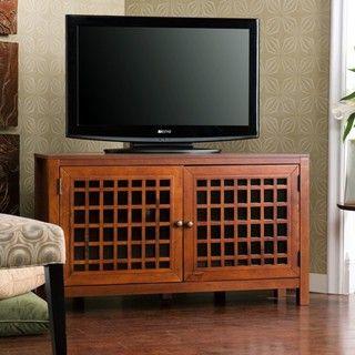 Asian oriental espresso media cabinet tv stand ms9865 0 37732 09865 4
