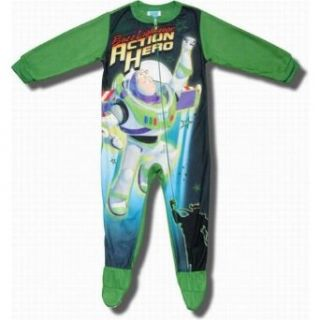 Toy Storys Buzz Lightyear Action Hero Green Footed