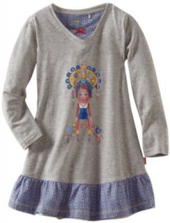 Oilily Girls 2 6X Teena Dress: Clothing