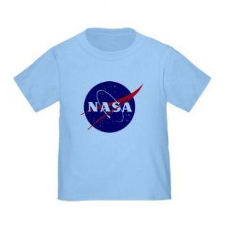 NASA Logo Christmas Toddler T Shirt by  Clothing