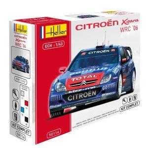 Maquette Citroen Xsara WRC06 1/43ème   Achat / Vente MODELE REDUIT