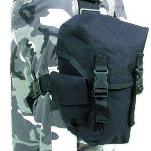 BlackHawk OMEGA GAS MASK POUCH 56GM00BK Clothing