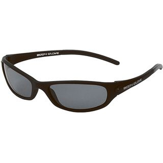 Body Glove Palm Beach A Mens Matte Black/Smoke Polarized Sunglasses