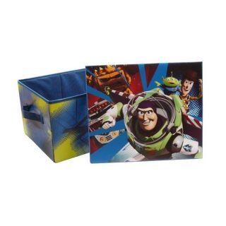 BOITE DE RANGEMENT Toy Story   Buzz lEclair   34 x 29 x 20 cm