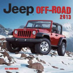 Jeep Off road 2013 Calendar (Calendar)