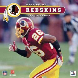 Washington Redskins 2013 Calendar