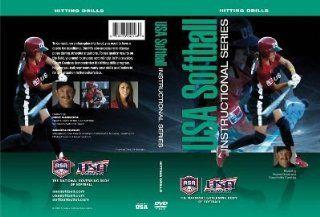 ASA USA Softball DVD: Hitting Drills   Softball Hitting