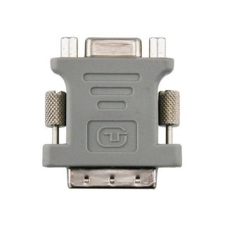 Eforcity DVI I Male to VGA Female Display Adapter for PC/MAC