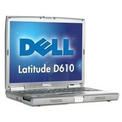 Dell Latitude D610 1600MHz 512MB 60GB DVDRW Laptop (Refurbished