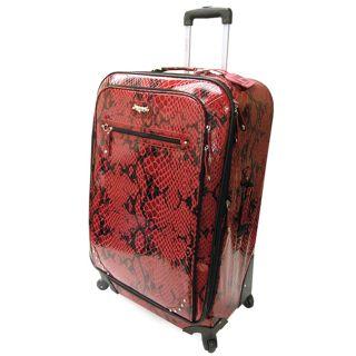 Kathy Van Zeeland Bohemian 28 inch Expandable Spinner Luggage