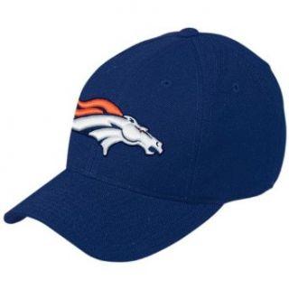 NFL Denver Broncos Structured Adjustable Hat Clothing