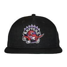 Toronto Raptors Snapback Authentic Hat