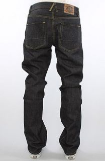 Hawke & Dumar Mens Slim Straight Jeans Clothing