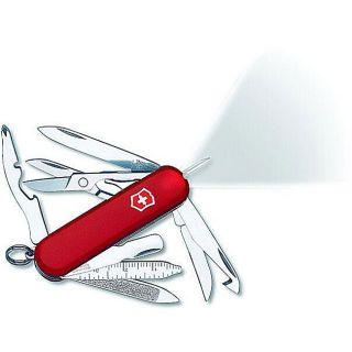 Swiss Army Midnite Minichamp 12 tool Pocket Knife