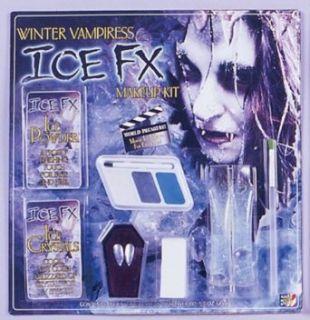 Ice FX Winter Vampire Clothing