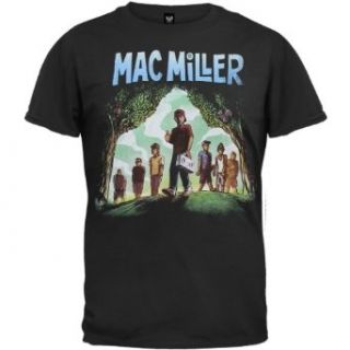 Mac Miller   Forest T Shirt   X Large: Clothing