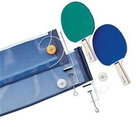 Sportcraft 2 Player Table Tennis Set with Net and Post