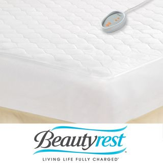 Beautyrest Twin size Heated Electric Mattress Pad