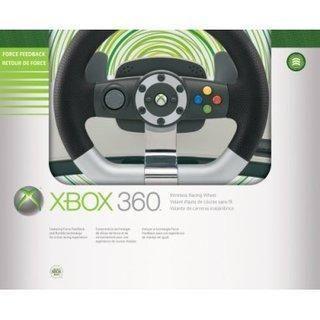 Microsoft XBOX 360 Wireless Racing Wheel V2 (Refurbished)