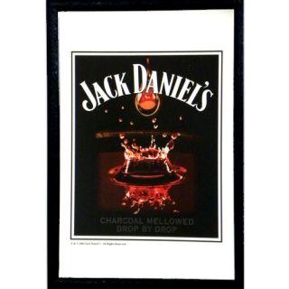 Jack Daniels Drop Dim  34.5 x 44.5 cm… Voir la présentation
