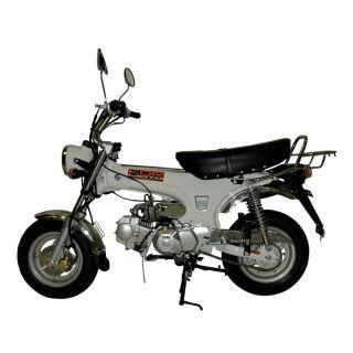 DAX 50 cc blanc KOR   Achat / Vente MOTO DAX 50 cc blanc KOR
