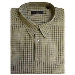 Bugatchi Uomo Mens Long Sleeve Shirt Clothing