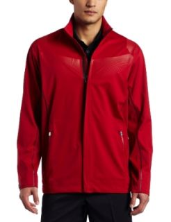 Nike Golf Mens Elite Stormfit Full Zip Jacket ( Varsity