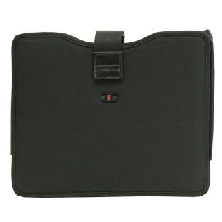 Victorinox Swiss Army 15 inch Black Laptop Sleeve