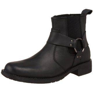 Eddie Moran Mens EM610 Boot,Black,8 M US Shoes