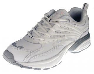Propet Womens White Walking Shoe